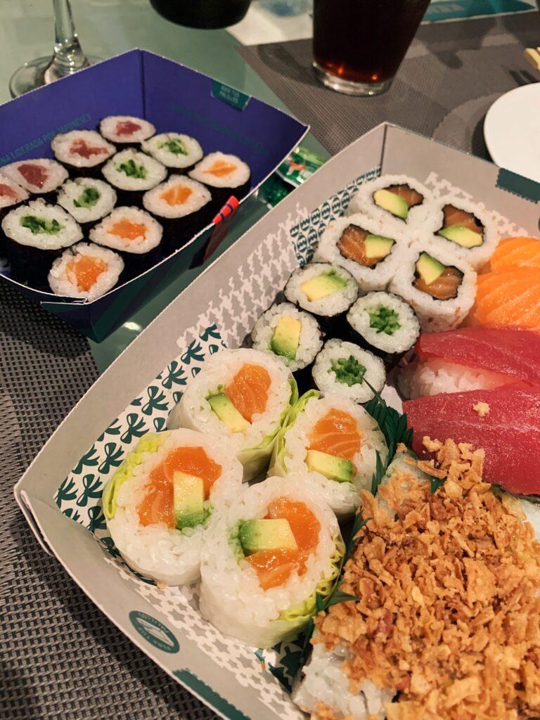 Sushi Kento Shop Walencja