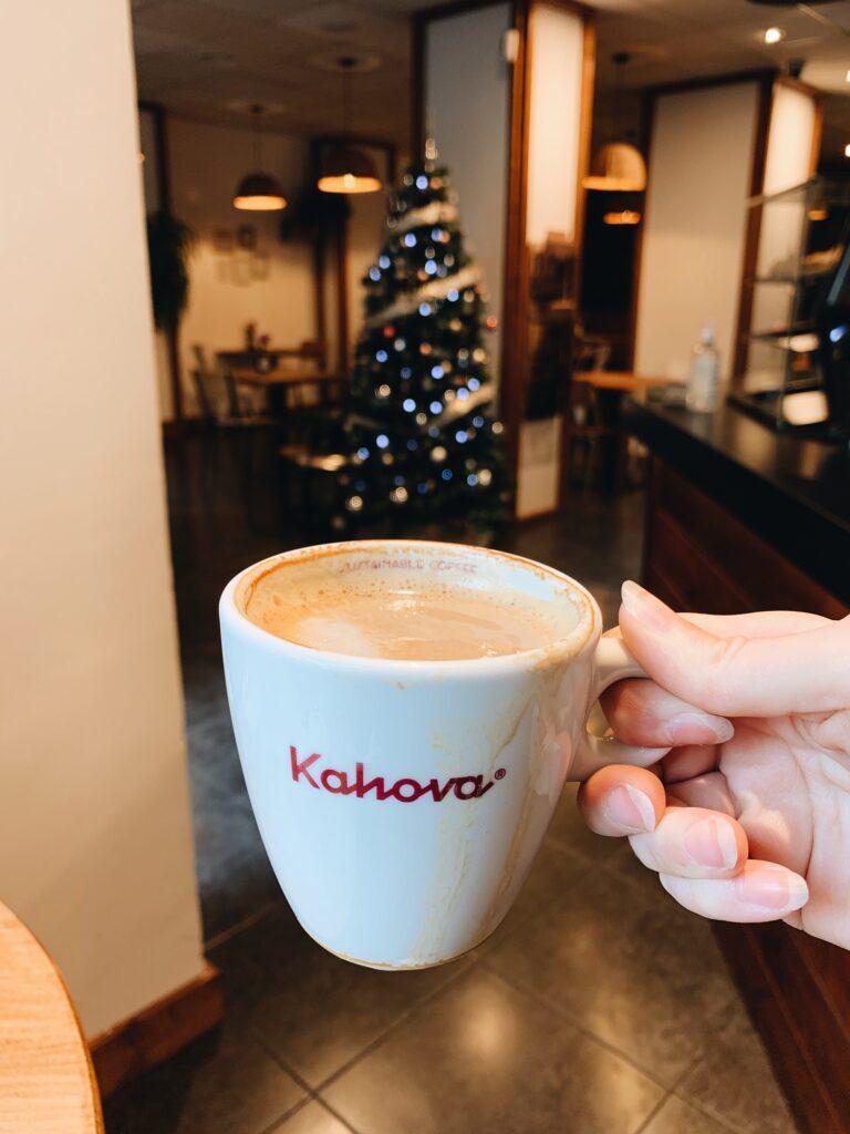Walencja Tirana Cafe kawa