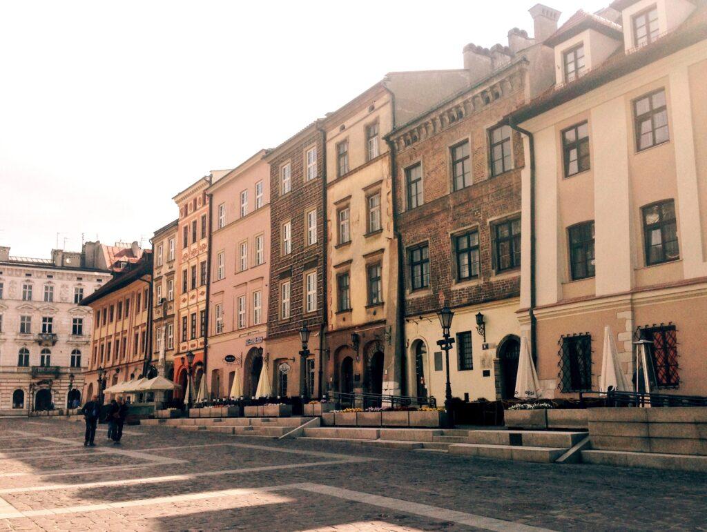 Kamienice Kraków