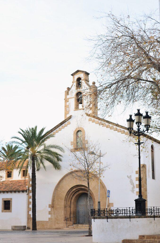 Kościółek Javea