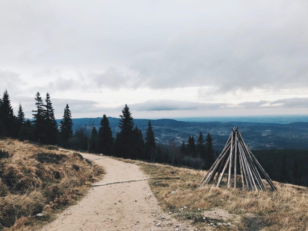 Droga na Szrenicę