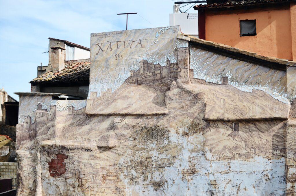 Xativa mural