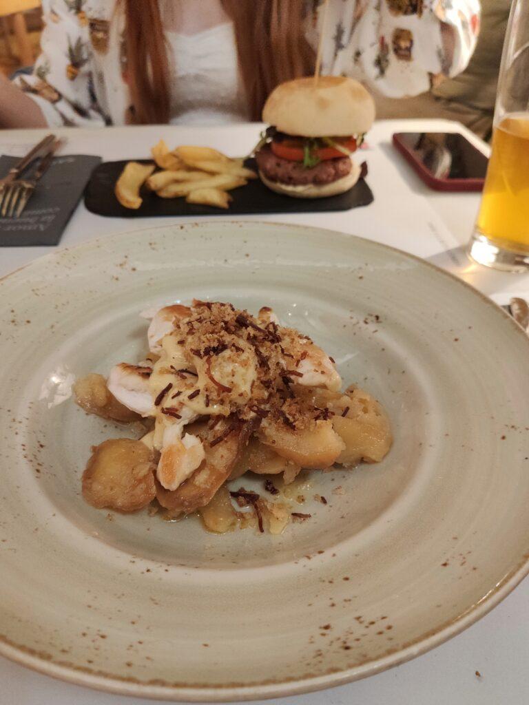 Walencja Saona restauracja