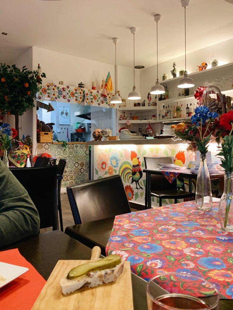 Walencja restauracja U Polek 3