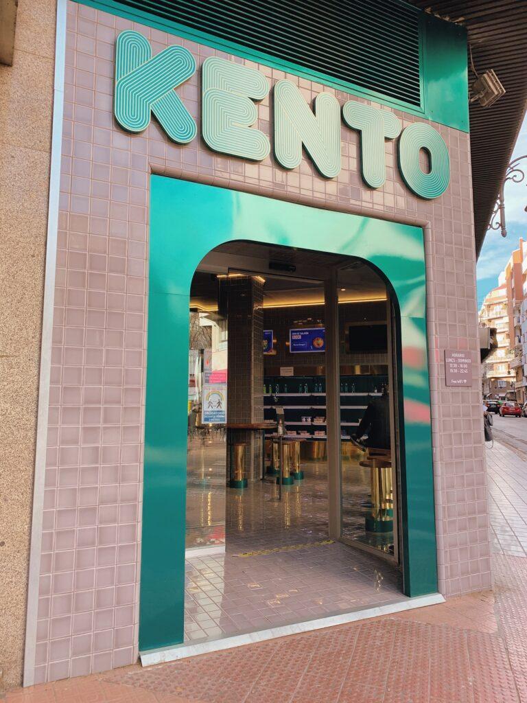 Restauracja Kento Shop Walencja