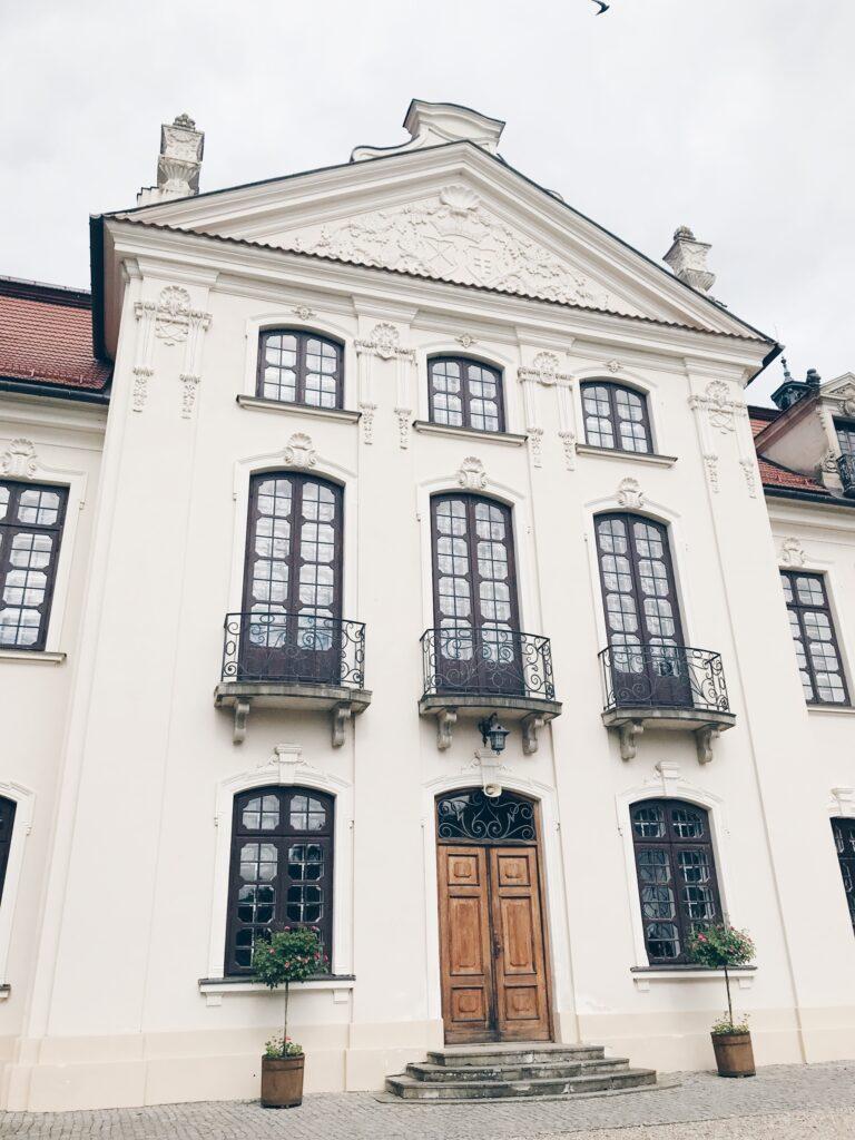 Pałac w Kozłówce II