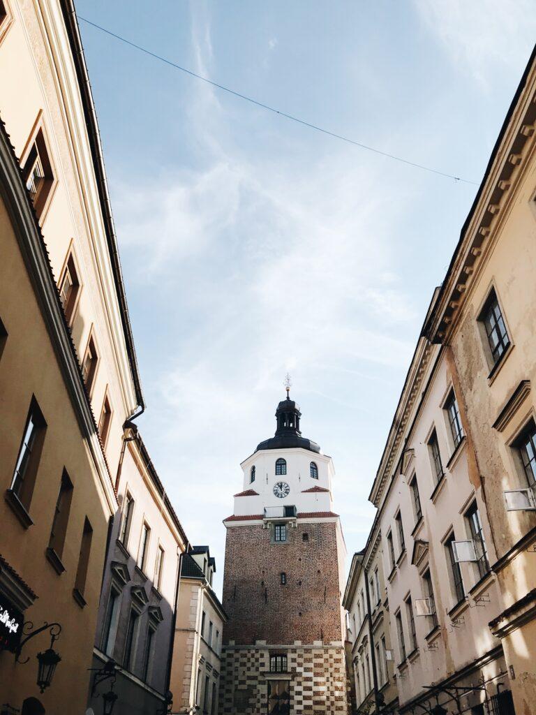 Uliczka w Lublinie II