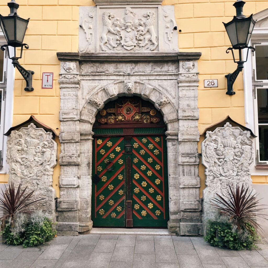 Drzwi Tallin