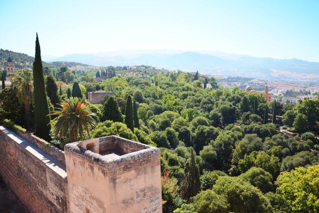 Alcazaba Grenada