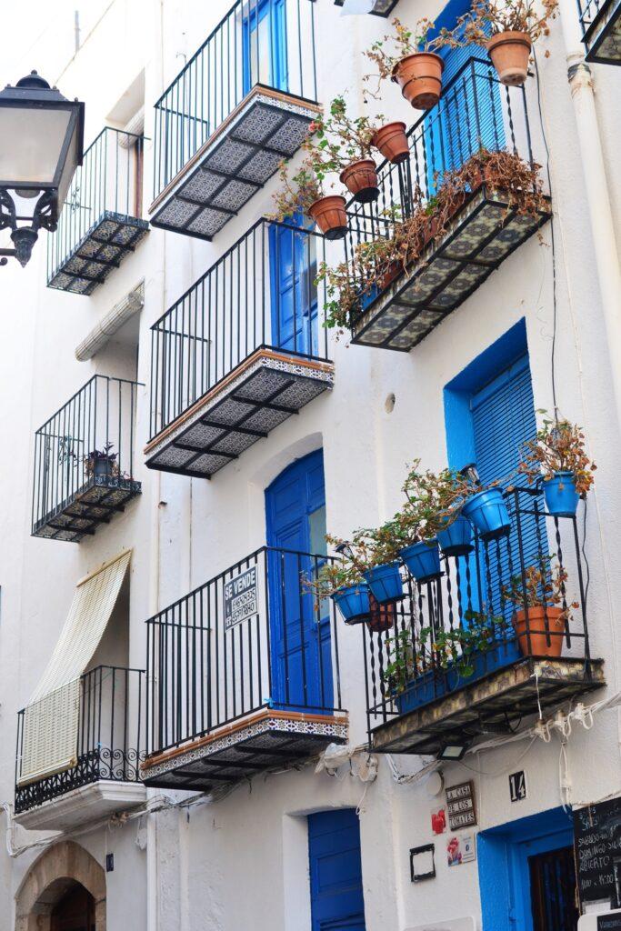 Balkony Peñiscola
