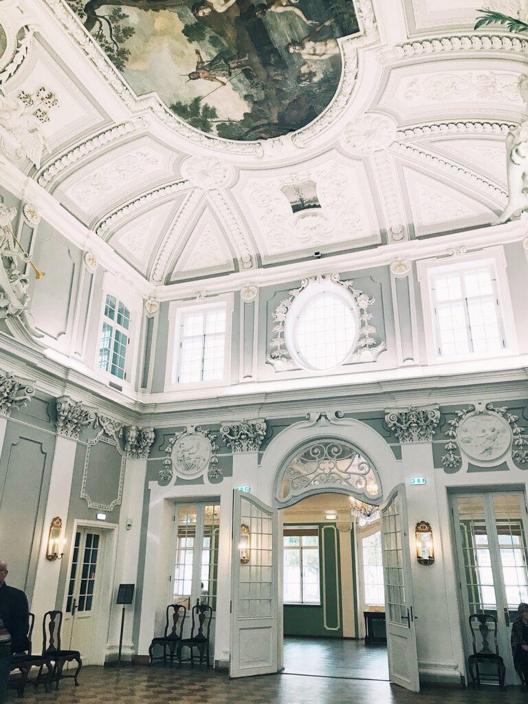 Pałac Kadriorg wnętrza