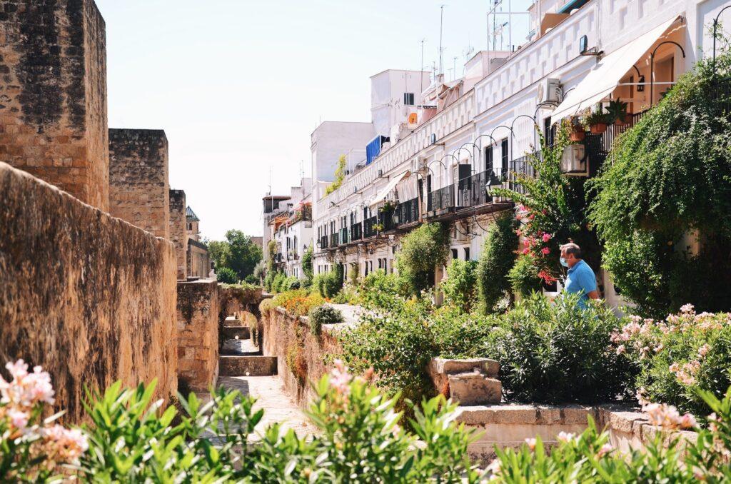 Kordoba mury miejskie