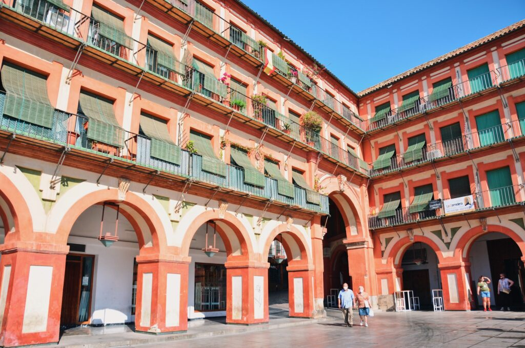 Kordoba Plaza de la Corredera