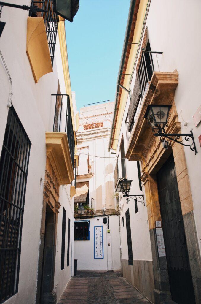 Uliczka w Kordobie