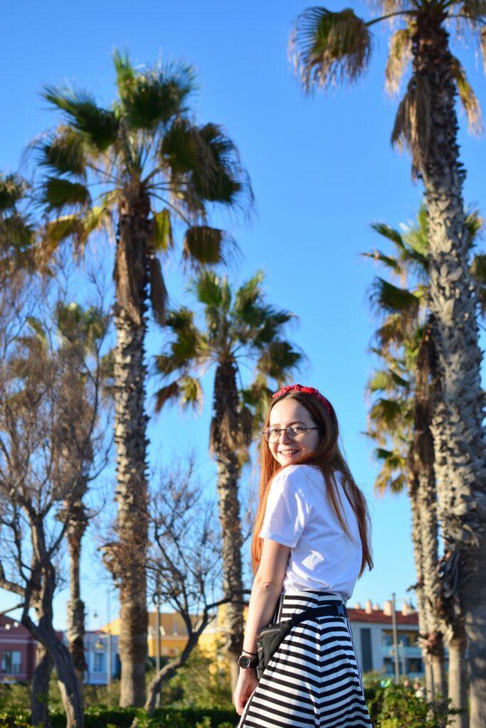 Walencja palmy