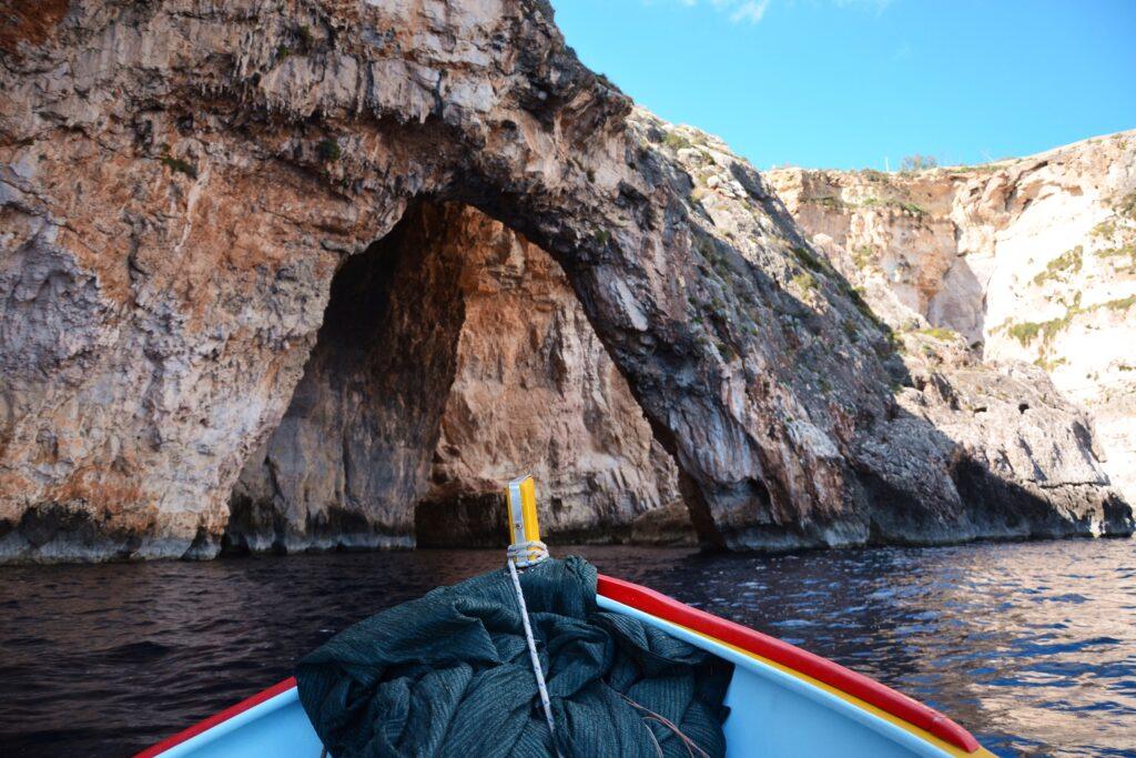 Blue Grotto rejs