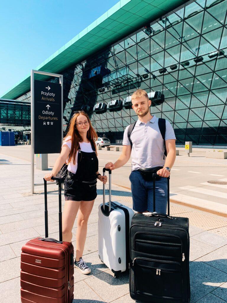 My przed wyjazdem na Erasmusa