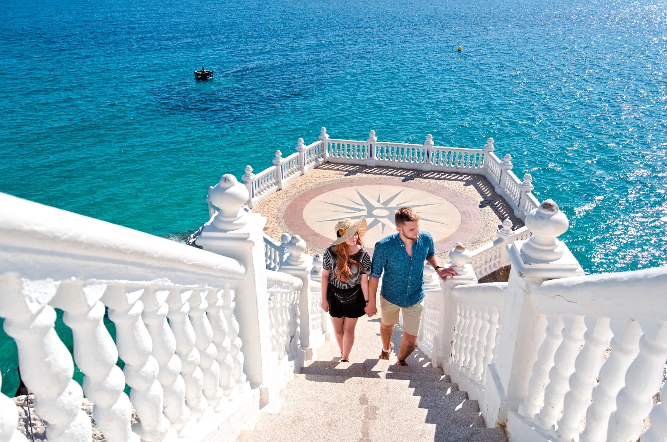 Benidorm - zdjęcie na balkonie śródziemnym