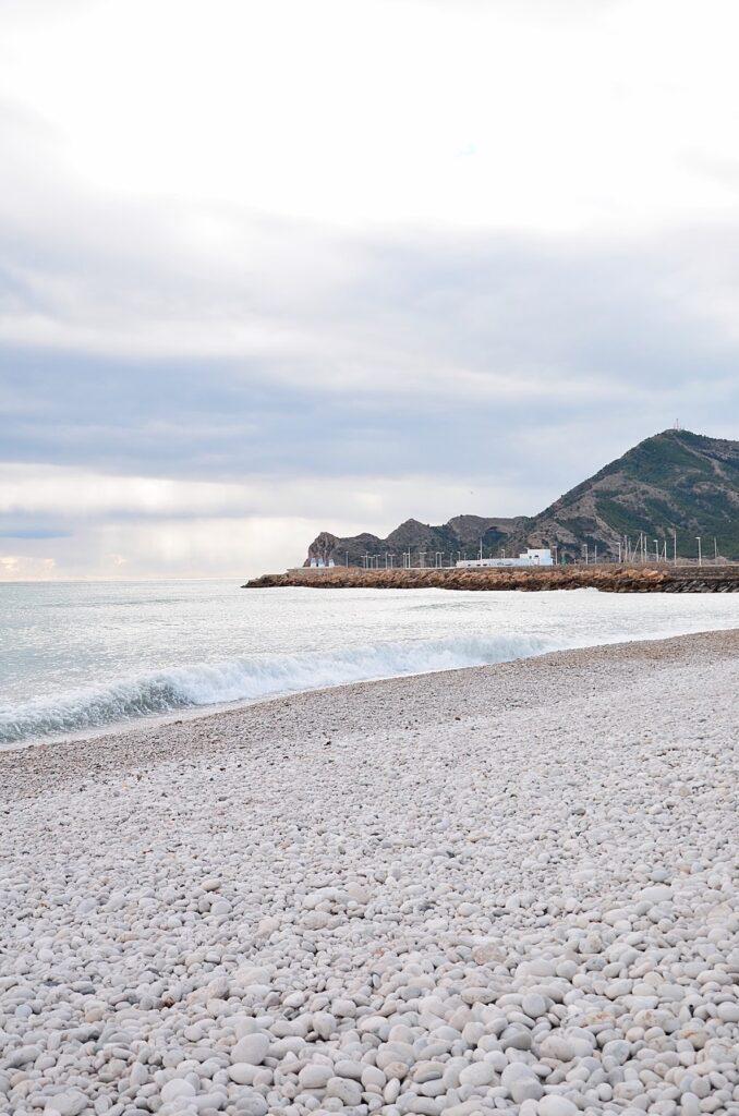 Altea plaża