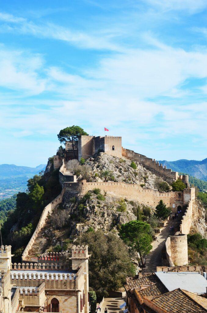 Xátiva zamek 3