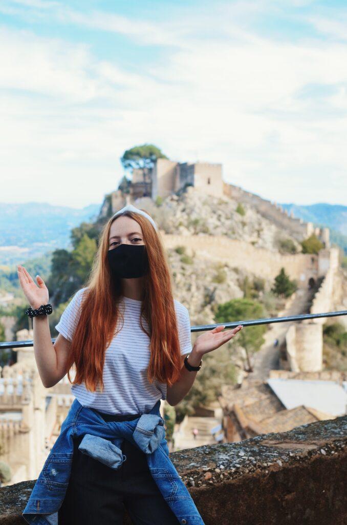 Xátiva zamek 4
