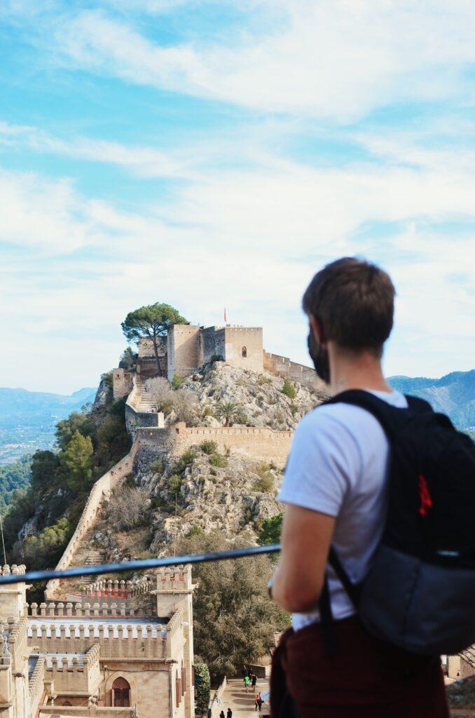Xátiva zamek 5
