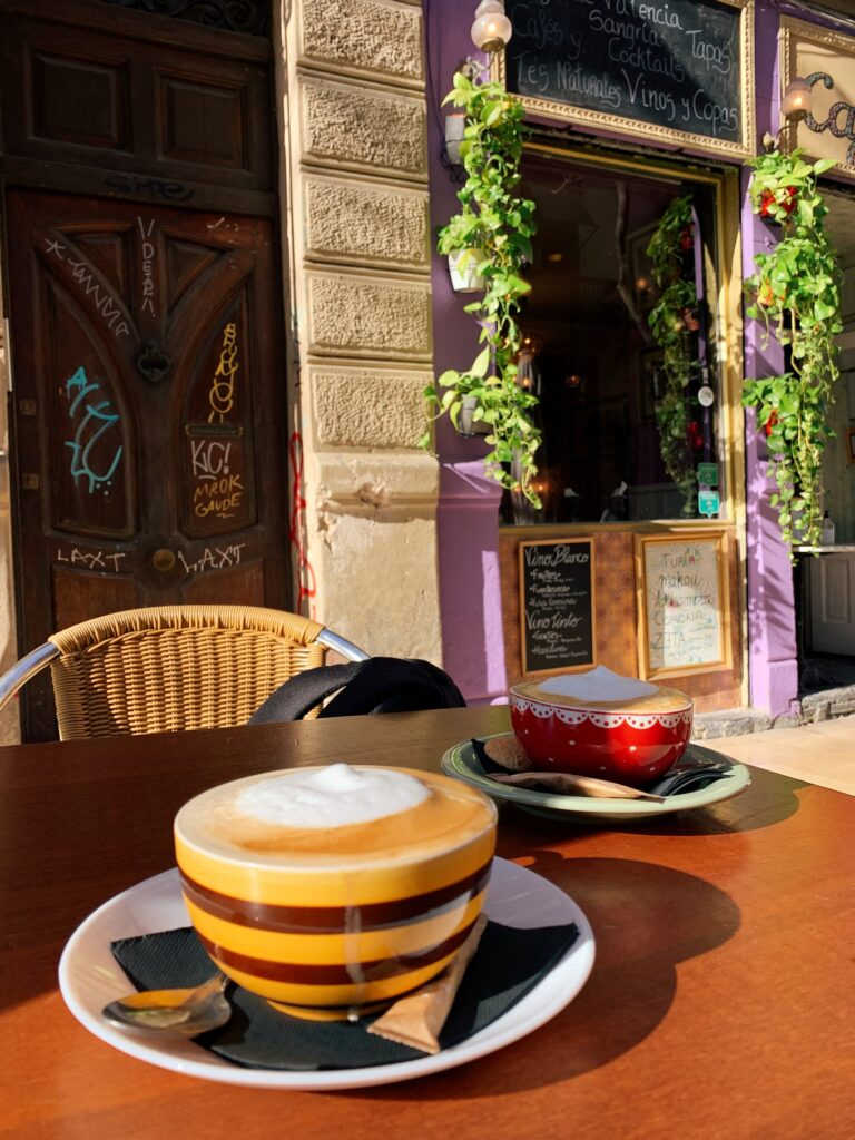 El Cafetin Walencja kawa