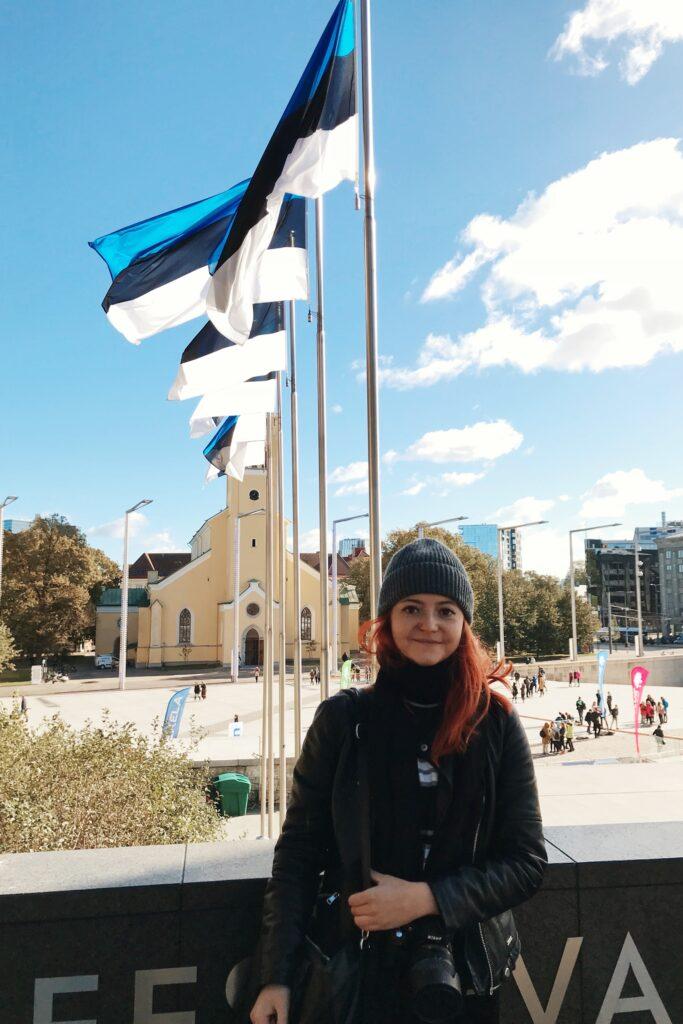 Plac Wolności Tallin