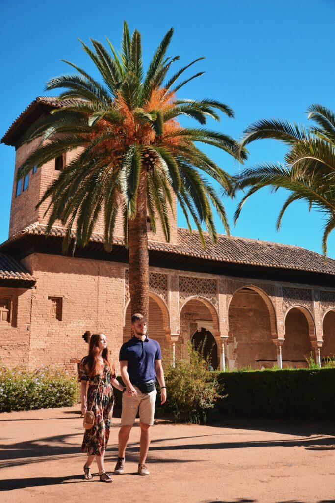 My w Alhambrze