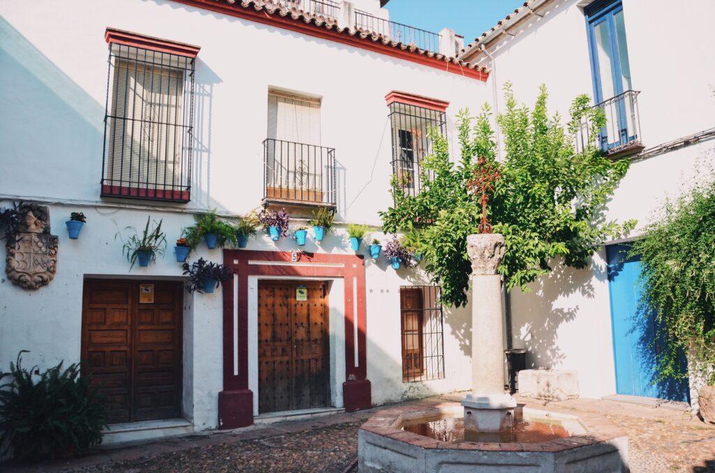 Patio w Kordobie