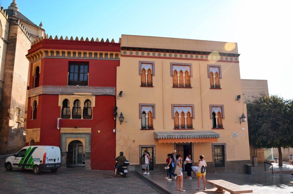 Architektura arabska w Kordobie
