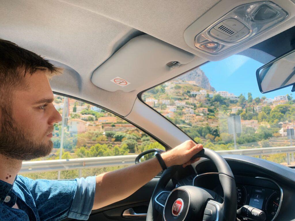 Andaluzja wynajem auta