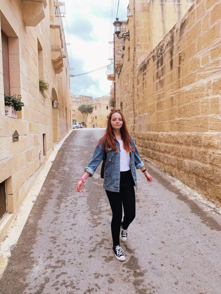 Miasteczko na Gozo